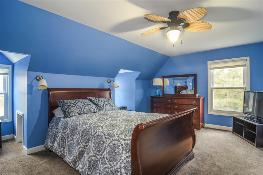 Real Estate Photography - 40W982 Creekwood, Elgin, IL, 60124 - Master Bedroom