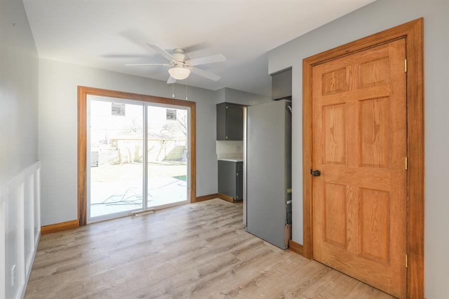 Real Estate Photography - 1855 N. Sierra Way, Stevensville, MI, 49127 - Dining Room