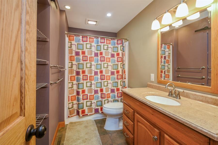 Real Estate Photography - 1855 N. Sierra Way, Stevensville, MI, 49127 - Bathroom