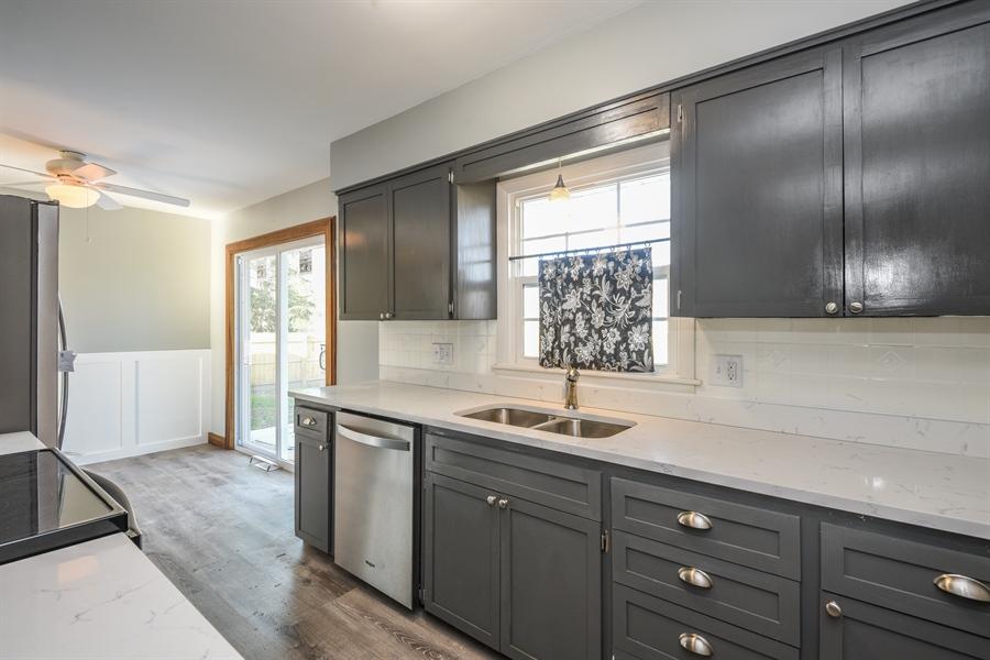 Real Estate Photography - 1855 N. Sierra Way, Stevensville, MI, 49127 - Kitchen / Dining Room