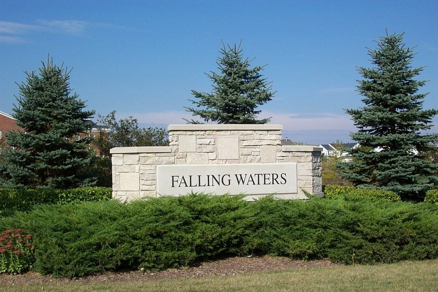 Real Estate Photography - 2914 Falling Waters Dr, Lindenhurst, IL, 60046 - Falling Waters Subdivision