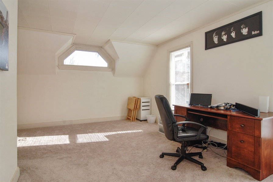 Real Estate Photography - 211 Prairie, Batavia, IL, 60510 - 3rd Bedroom