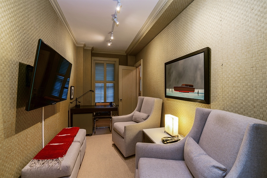 Real Estate Photography - 1120 N. Lakeshore Drive, 2B, Chicago, IL, 60611 - 3rd Bedroom / Office