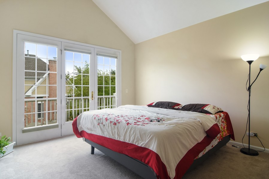 Real Estate Photography - 4115 Stableford, Naperville, IL, 60564 - Master Bedroom