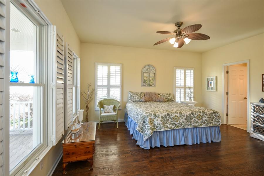 Real Estate Photography - 3457 Bluegrass Way, St. Joseph, MI, 49085 - Master Bedroom