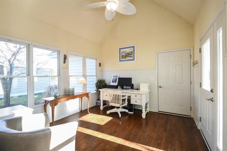 Real Estate Photography - 3457 Bluegrass Way, St. Joseph, MI, 49085 - Office