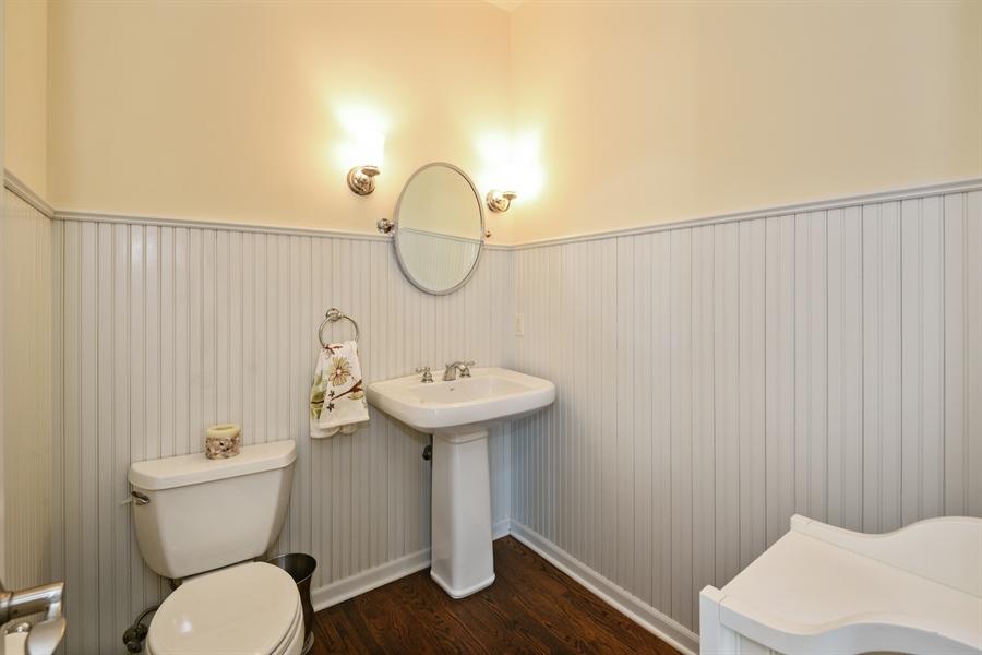 Real Estate Photography - 3457 Bluegrass Way, St. Joseph, MI, 49085 - Half Bath