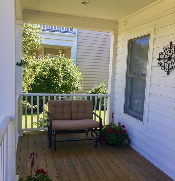 Real Estate Photography - 3457 Bluegrass Way, St. Joseph, MI, 49085 - Front Porch