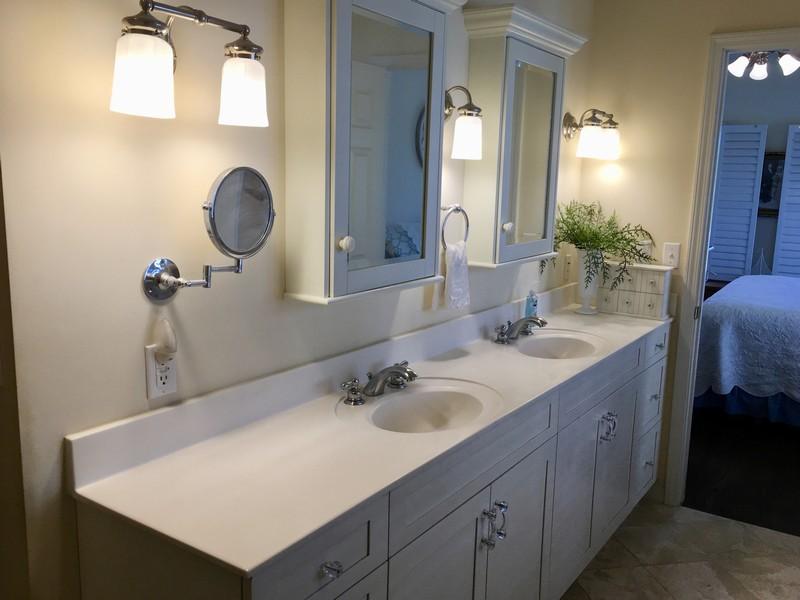 Real Estate Photography - 3457 Bluegrass Way, St. Joseph, MI, 49085 - Master Bathroom