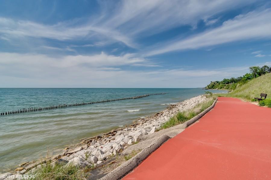Real Estate Photography - 3457 Bluegrass Way, St. Joseph, MI, 49085 - Waterfront Path