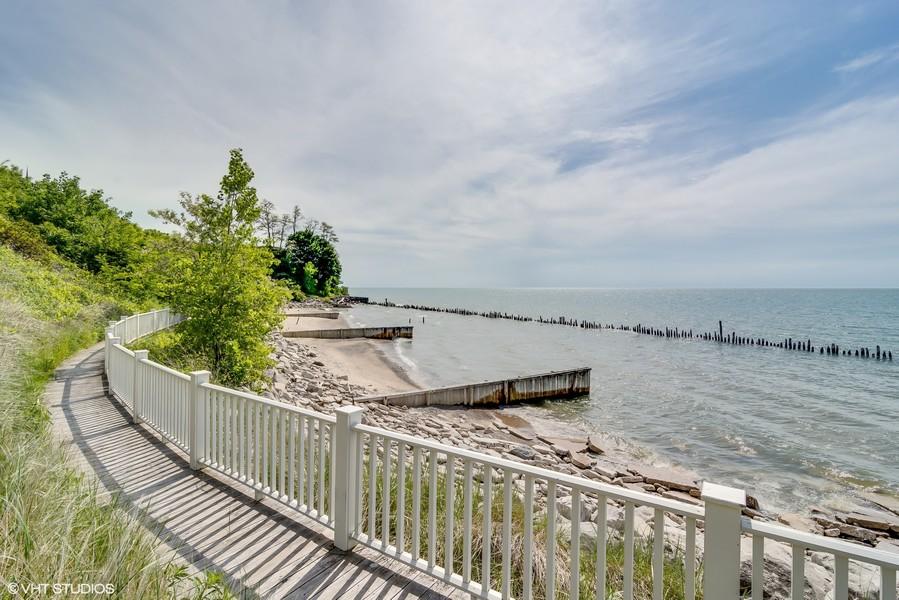 Real Estate Photography - 3457 Bluegrass Way, St. Joseph, MI, 49085 - Boardwalk