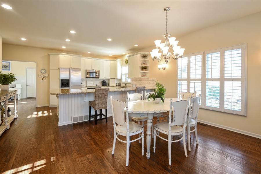 Real Estate Photography - 3457 Bluegrass Way, St. Joseph, MI, 49085 - Kitchen / Dining Room