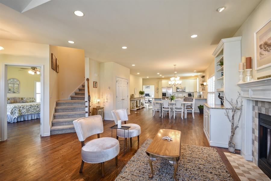 Real Estate Photography - 3457 Bluegrass Way, St. Joseph, MI, 49085 - Living Room / Dining Room