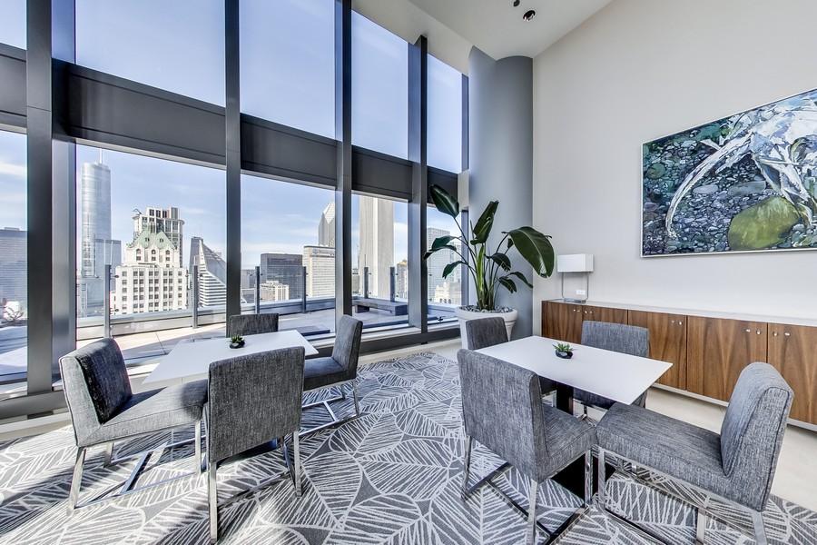 Real Estate Photography - 60 E. Monroe Ave, 5403, Chicago, IL, 60603 -
