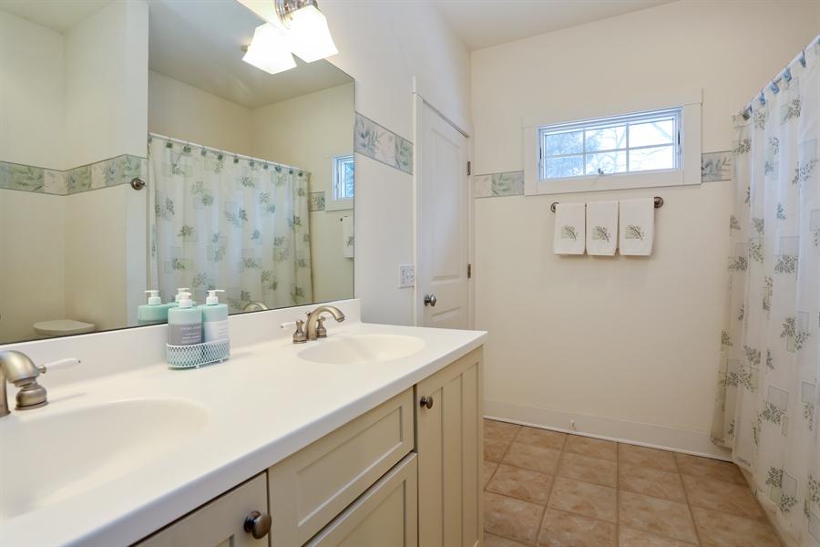 Real Estate Photography - 20 Pond Path, New Buffalo, MI, 49117 - Master Bathroom