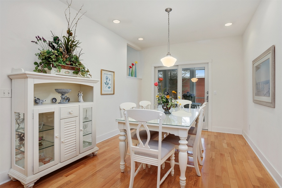 Real Estate Photography - 20 Pond Path, New Buffalo, MI, 49117 - Dining Room
