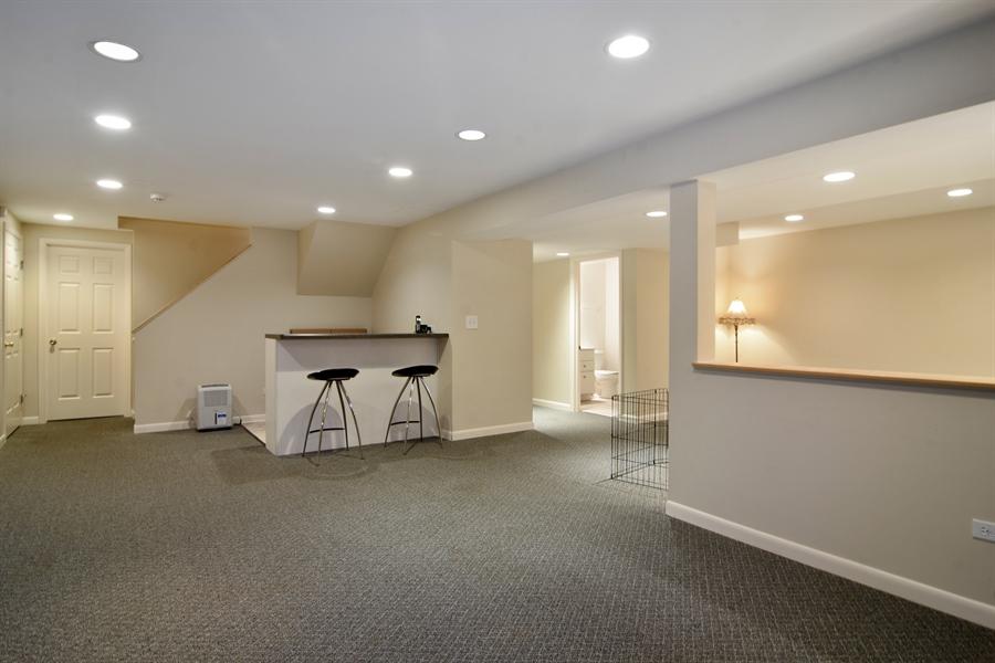 Real Estate Photography - 475 Newtown Drive, Buffalo Grove, IL, 60089 - Basement
