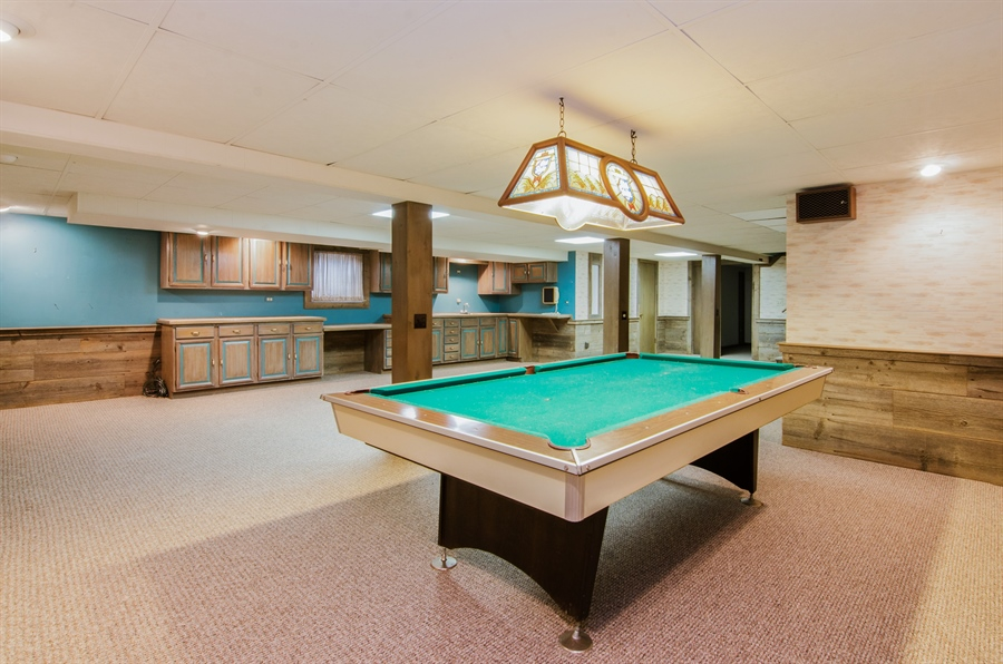 Real Estate Photography - 111 Beverly Rd, Barrington, IL, 60010 - Basement