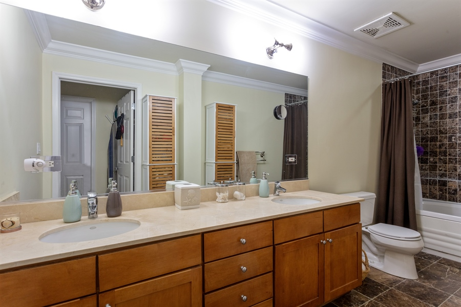 Real Estate Photography - 1426 N Orleans St, Unit 203, Chicago, IL, 60610 - Master Bathroom