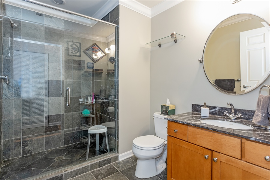 Real Estate Photography - 1426 N Orleans St, Unit 203, Chicago, IL, 60610 - Bathroom