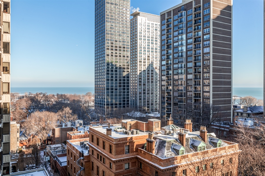 Real Estate Photography - 1445 N State Pkwy, 1103, Chicago, IL, 60610 - View