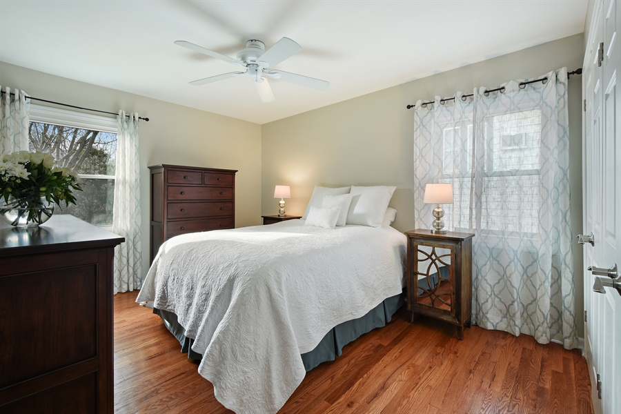 Real Estate Photography - 339 E Russell St, Barrington, IL, 60010 - Master Bedroom