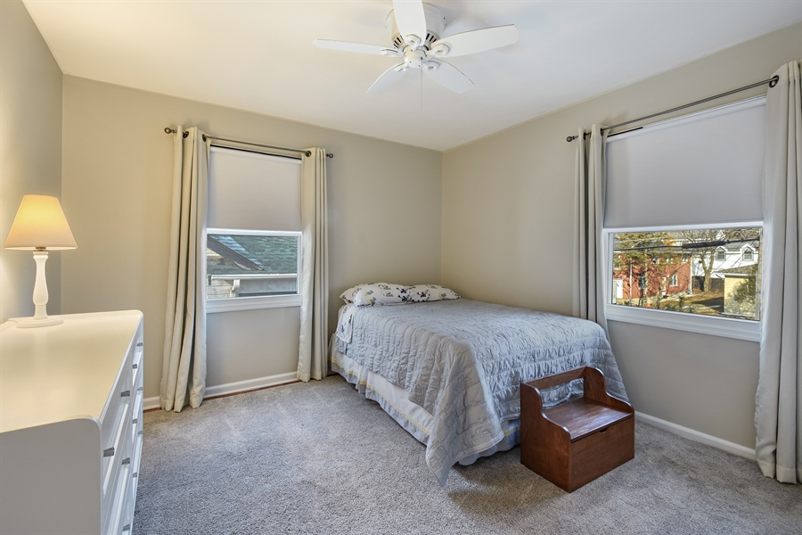 Real Estate Photography - 339 E Russell St, Barrington, IL, 60010 - 2nd Bedroom