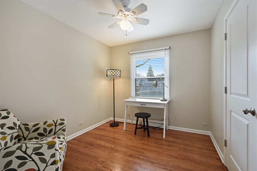 Real Estate Photography - 339 E Russell St, Barrington, IL, 60010 - 4th Bedroom