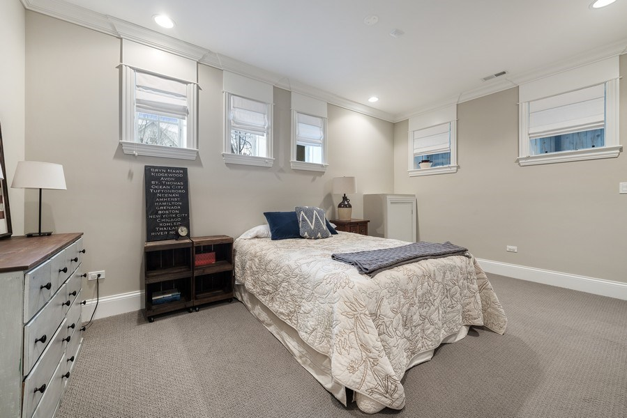 Real Estate Photography - 3023 N Hamilton Ave, Chicago, IL, 60618 - 5th Bedroom