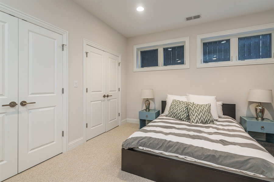 Real Estate Photography - 2639 W Medill Ave, Chicago, IL, 60647 - 4th Bedroom