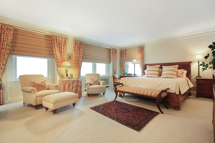 Real Estate Photography - 1530 N State Pkwy, Unit 3, Chicago, IL, 60610 - Second Bedroom
