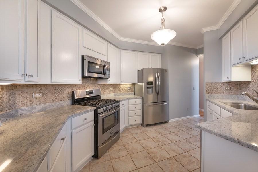 Real Estate Photography - 3018 Lexington, Glenview, IL, 60026 - Kitchen