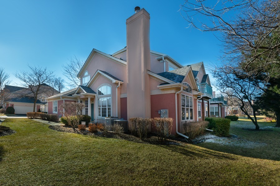 Real Estate Photography - 3018 Lexington, Glenview, IL, 60026 - Back Yard