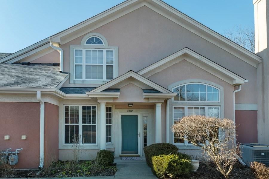 Real Estate Photography - 3018 Lexington, Glenview, IL, 60026 - Front View