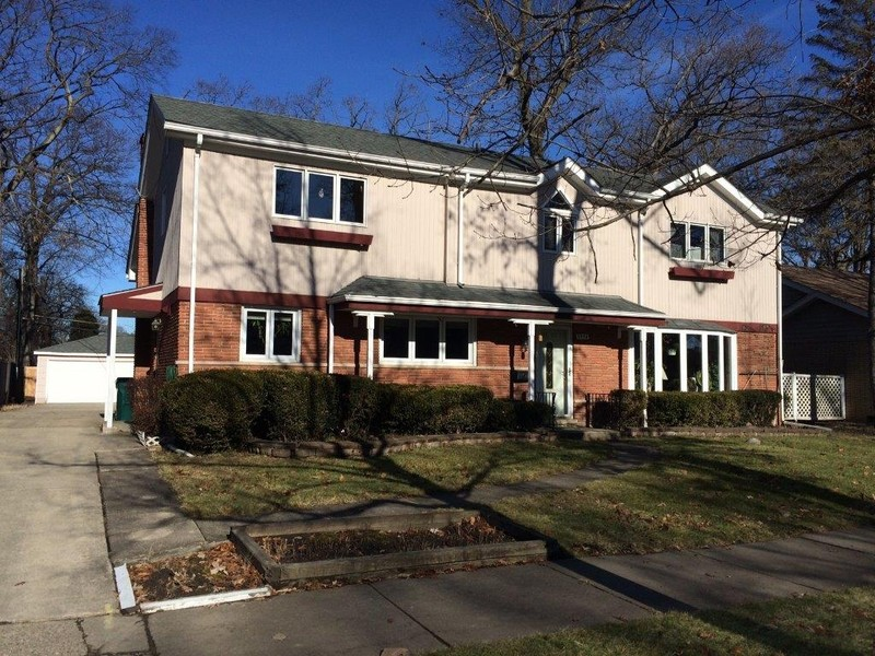 Real Estate Photography - 3534 Forest Ave, Wilmette, IL, 60091 -