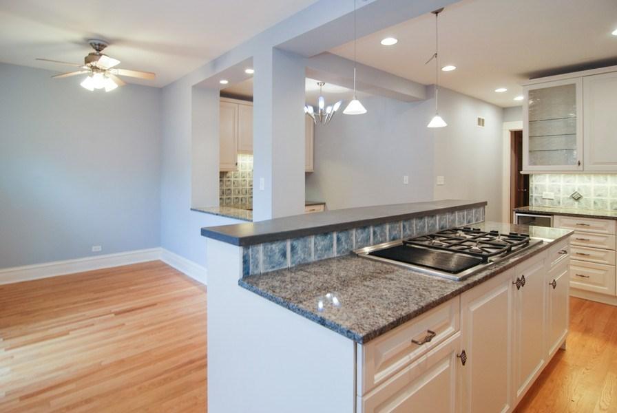 Real Estate Photography - 413 N Marion Ave, Oak Park, IL, 60302 - Kitchen