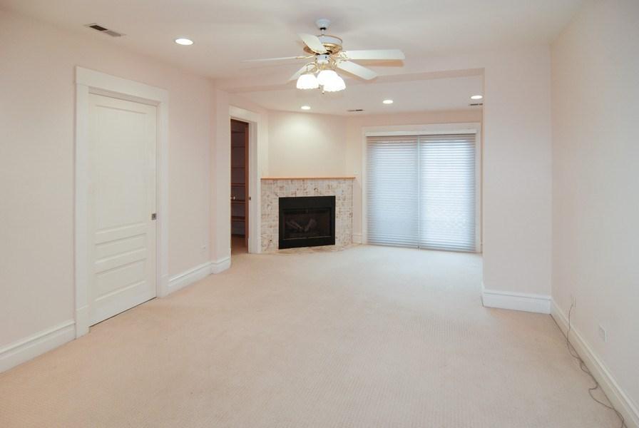 Real Estate Photography - 413 N Marion Ave, Oak Park, IL, 60302 - Master Bedroom