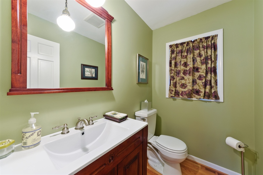 Real Estate Photography - 2014 N Pinetree Dr, Arlington Heights, IL, 60004 - Powder Room