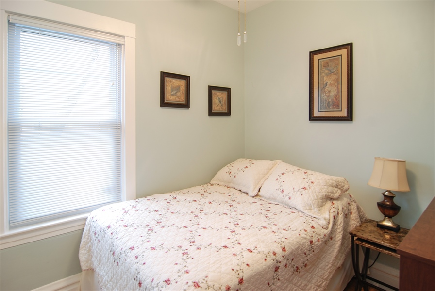 Real Estate Photography - 200 Lathrop Ave, Forest Park, IL, 60130 - 2nd Bedroom