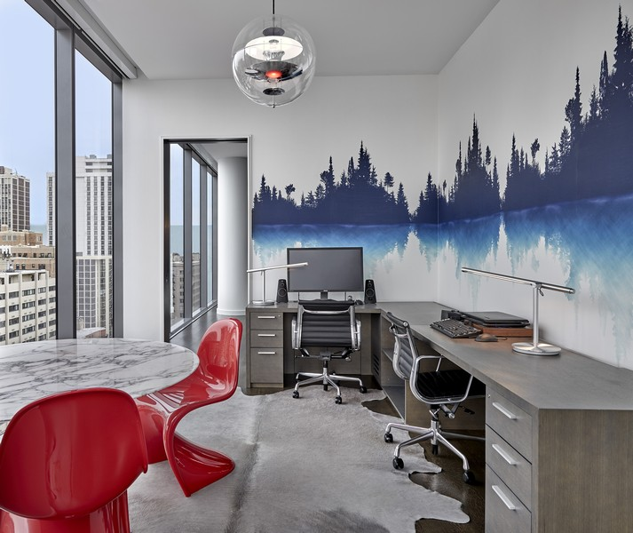 Real Estate Photography - 4 E Elm St, 14N, Chicago, IL, 60611 -