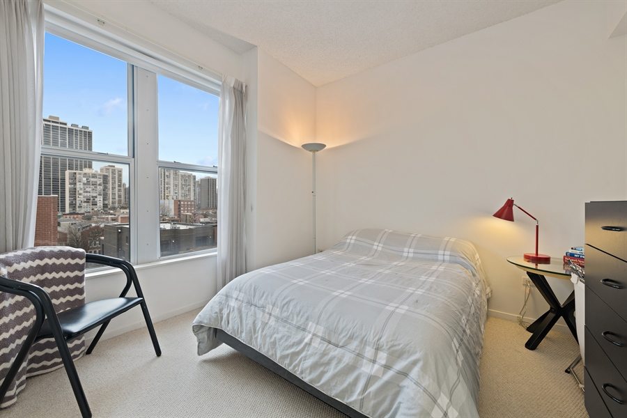 Real Estate Photography - 1546 N Orleans St, Chicago, IL, 60610 - Bedroom