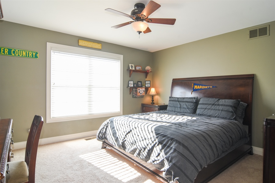 Real Estate Photography - 580 W Ruhl, Palatine, IL, 60074 - 4th Bedroom
