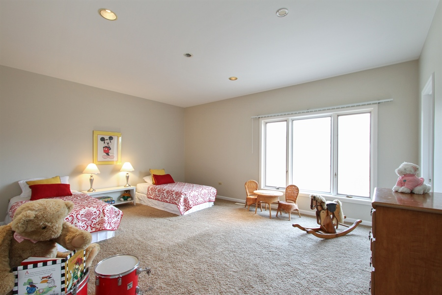 Real Estate Photography - 1313 Behan Rd, Crystal Lake, IL, 60012 - 3rd Bedroom