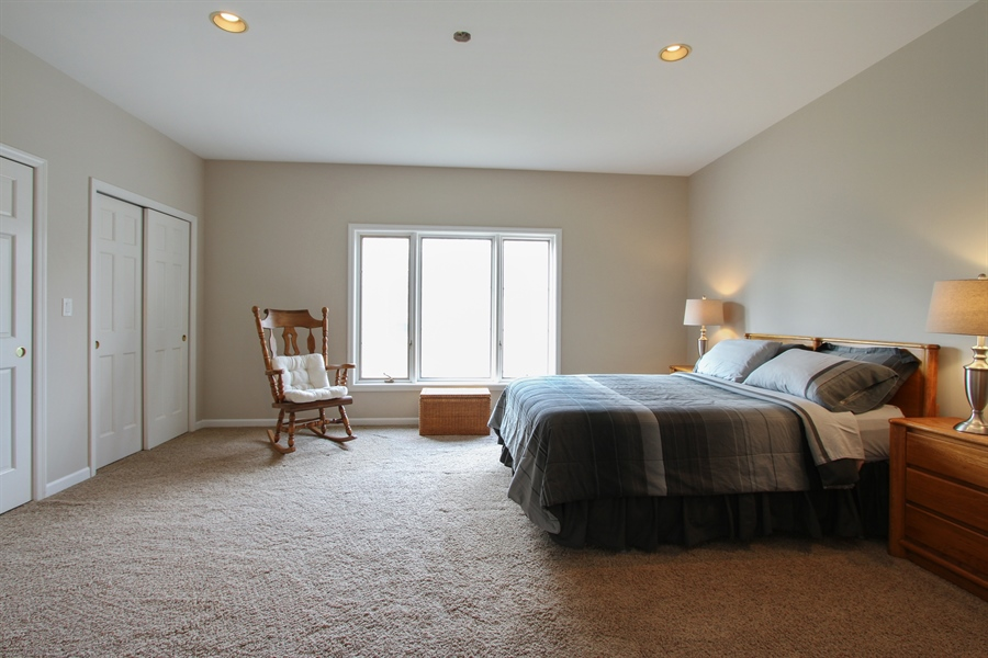 Real Estate Photography - 1313 Behan Rd, Crystal Lake, IL, 60012 - 2nd Bedroom