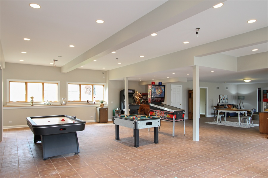 Real Estate Photography - 1313 Behan Rd, Crystal Lake, IL, 60012 - Lower Level