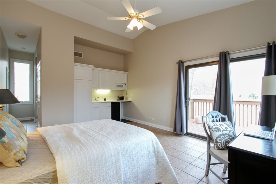 Real Estate Photography - 1313 Behan Rd, Crystal Lake, IL, 60012 - Guest Suite