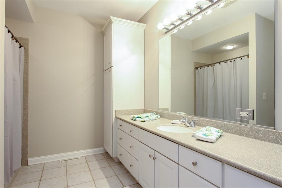 Real Estate Photography - 1313 Behan Rd, Crystal Lake, IL, 60012 - Bathroom