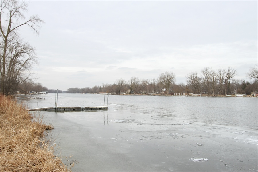 Real Estate Photography - 1313 Behan Rd, Crystal Lake, IL, 60012 - Nearly 700' of Fox River Frontage!
