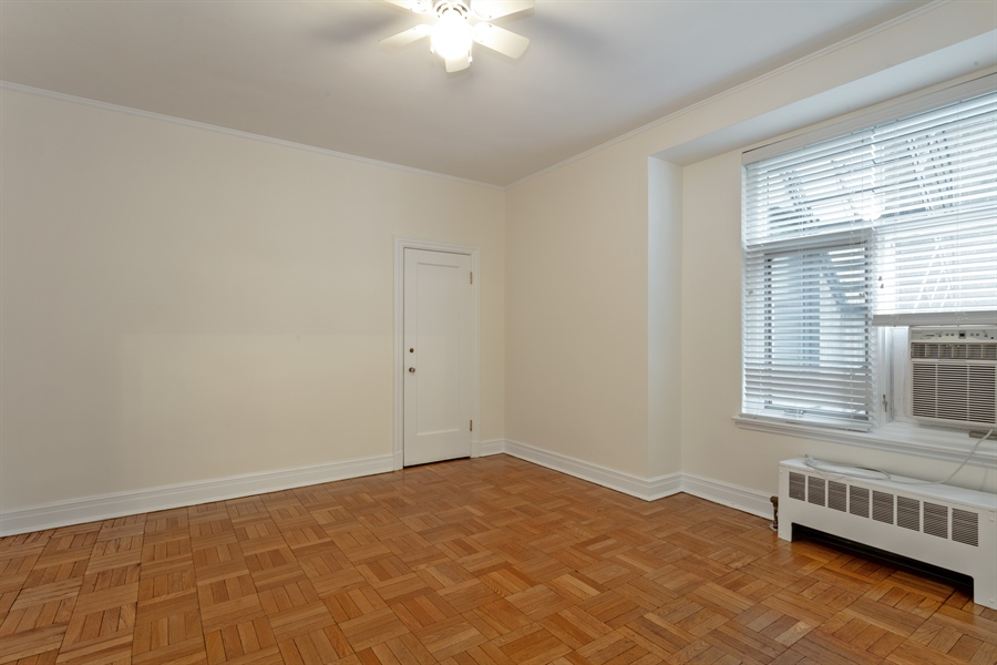 Real Estate Photography - 222 E Chestnut, 9D, Chicago, IL, 60611 - Bedroom