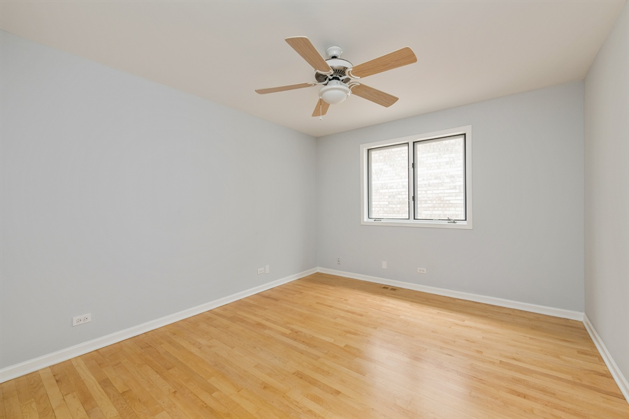 Real Estate Photography - 4909 Winthrop, Chicago, IL, 60640 - 3rd Bedroom
